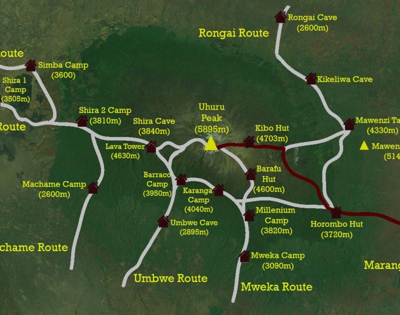 Marangu-route-MAP-1